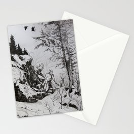 Nuuttipukki Stationery Cards