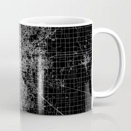 Indianapolis map Coffee Mug