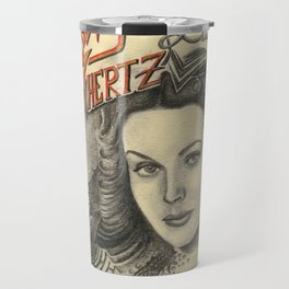 Hedwig and the angry Hertz Travel Mug