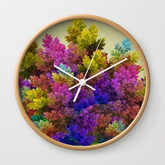 Miracle Tree Wall Clock