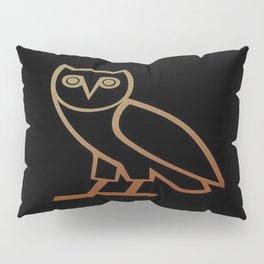 OvO Owl Drake Pillow Sham