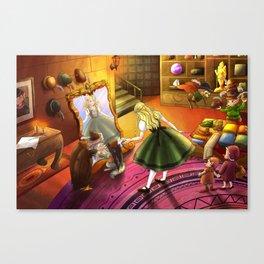 The Kakuna Haberdashery Canvas Print