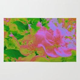 Pink Passion Crabapple Rug