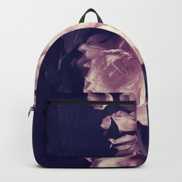 Pink peonies 5 Backpack
