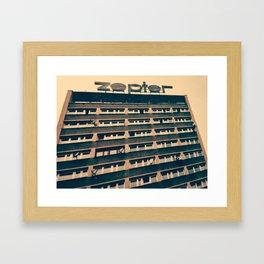 Zep Framed Art Print