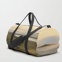 Good morning Iceland Duffle Bag