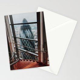 Gherkin Stationery Cards