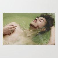 bath Area & Throw Rugs featuring BATH by Skankotron