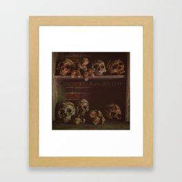 Catacomb Culture - Catacombs Framed Art Print