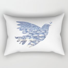 clouddove Rectangular Pillow