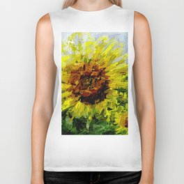 Sonnenblume Biker Tank