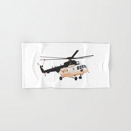 Russian Mi-171 Helicopter Hand & Bath Towel