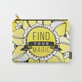 Find Your Magic Carry-All Pouch