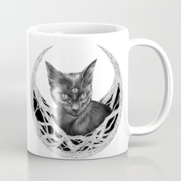 The Omniscient One Coffee Mug