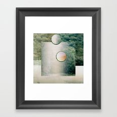 E/Eb Framed Art Print