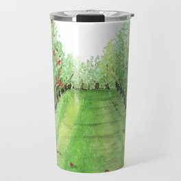 Apple Picking Travel Mug