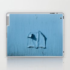 Blue Squared Laptop & iPad Skin