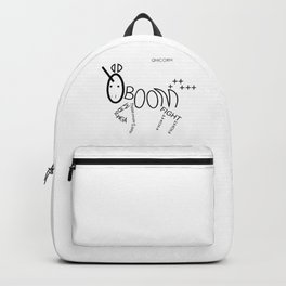 QNICORN (Q unicorn) Backpack