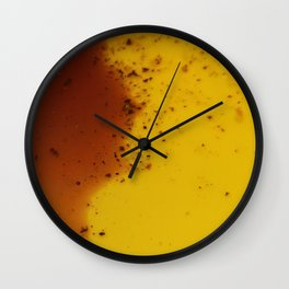 Italian dipping oil for bread Wall Clock