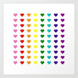 Love is love / Amor es amor Art Print