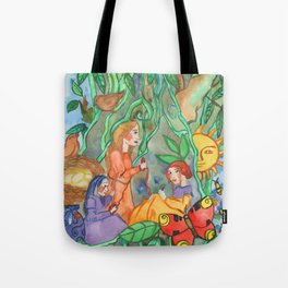 Three Norns Tote Bag