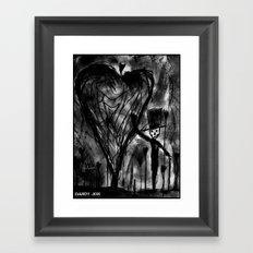Strange Kind of Love Framed Art Print