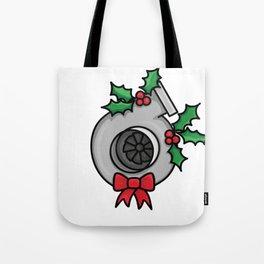 Expensive Christmas Wreath Tote Bag