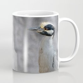 Yellow-crowned Night Heron Coffee Mug