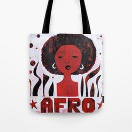 *AFRO* Tote Bag