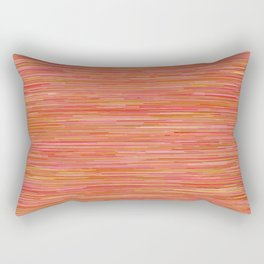 Series 7 - Tangerine Rectangular Pillow