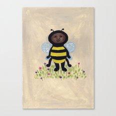 I'm A Bee Buzzzzzzzzzzzzzzzzzz Canvas Print