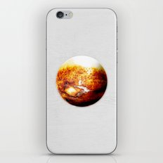 Element: Fire iPhone & iPod Skin