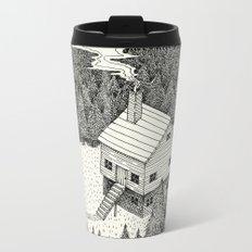 'The Middle Of Nowhere'  Metal Travel Mug