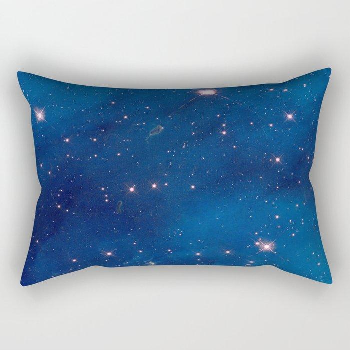 Space 07 Rectangular Pillow