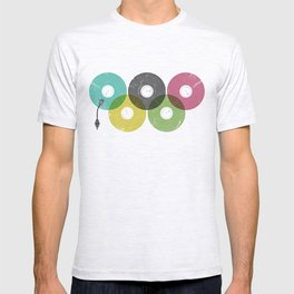 Olympic Records T-shirt