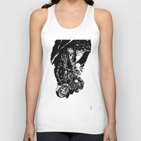 rush Tank Tops featuring Rush. by Ale PBrey