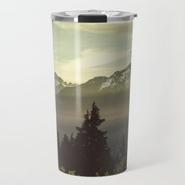 Morning in the Mountains Travel Mug