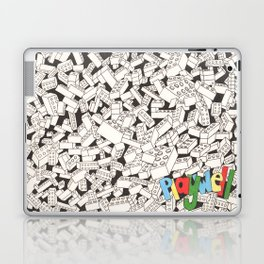 LEGO: Playwell.  Laptop & iPad Skin