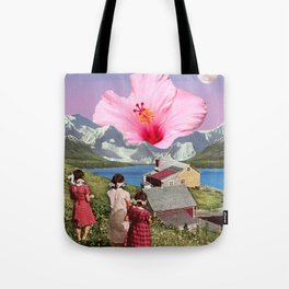 Bloom of Youth Tote Bag