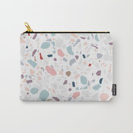 Terrazzo Design Nº1 Carry-All Pouch