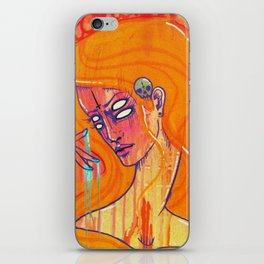 Our Lady of Radiation iPhone Skin