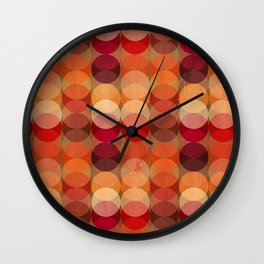 A Thousand Suns Wall Clock