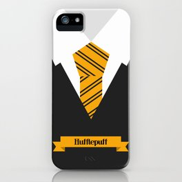 JUST AND LOYAL iPhone Case