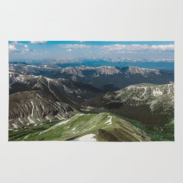 Summit the 14er Rug