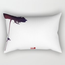 Mass Effect 2 (w/quote) Rectangular Pillow