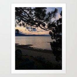 Tahoe X 31 Art Print