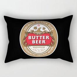 Butter Beer - Rosmertas Original Recipe Rectangular Pillow