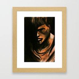 Mr. K Framed Art Print