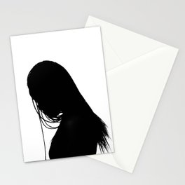 Braids Stationery Cards