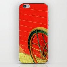 The Old Bike iPhone & iPod Skin